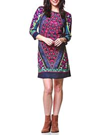 Young Threads Bohemian Pattern Dress - Product Mini Image