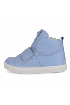 Shoptiques Product: Boys Leather Sneakers