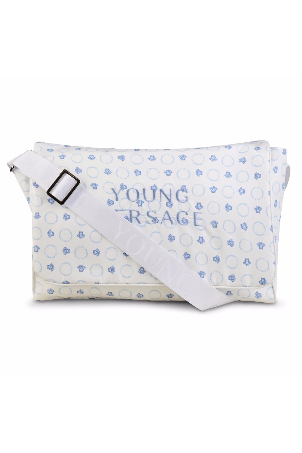 Young Versace Medusa Diaper Bag - Front Cropped Image 804fb5aefb
