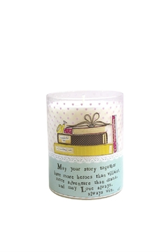 Curly Girl Designs Your Story Candle - Alternate List Image