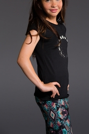 Onzie Youth Cap Sleeve - Front full body