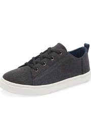 TOMS Youth Lenny Black Washed Canvas - Product Mini Image
