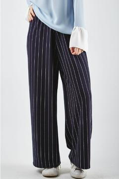 Shoptiques Product: Eva Pinstriped Trousers