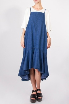 Shoptiques Product: Katya Denim Dress