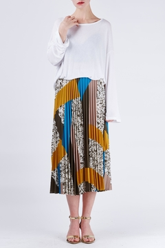Shoptiques Product: Miriam Printed Skirt