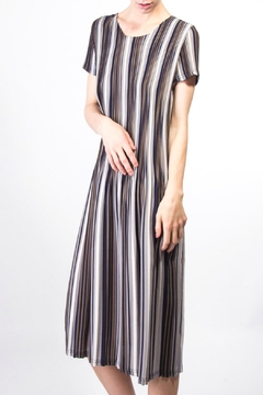 Shoptiques Product: Samantha Pleated Dress