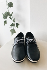 Yuko Imanishi Leather Tie Shoe - Product Mini Image