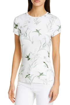 Shoptiques Product: Yumelia Fitted Tee