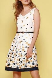 Yumi Buttercup Spot Dress - Front cropped