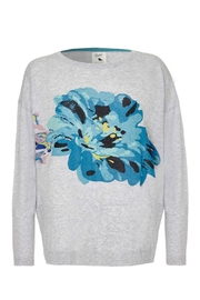 Yumi Floral Jumper - Front cropped