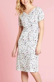 Yumi French Botanical Dress - Product Mini Image