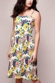Yumi Golden Poppy Frock Dress - Product Mini Image