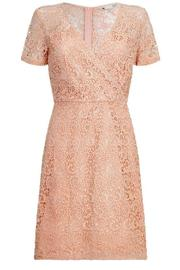 Yumi Guipure Lace Dress - Product Mini Image
