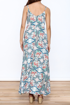 Yumi Kaleidoscope Maxi Dress - Alternate List Image