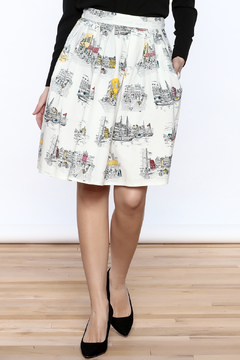 Shoptiques Product: Scandal Scene Skirt