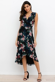 Yumi Kim Santorini Wrap Dress - Product Mini Image