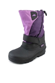 Tundra Yundra Kids Quebec Boot - Front cropped