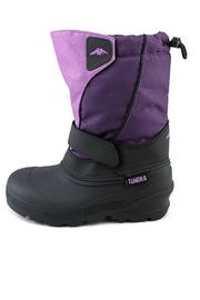 Tundra Yundra Kids Quebec Boot - Front full body