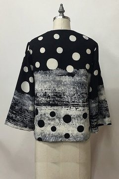 Yushi 1 Button Jacket Top - Alternate List Image