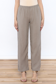 Yushi Easy To Wear Pants - Side cropped