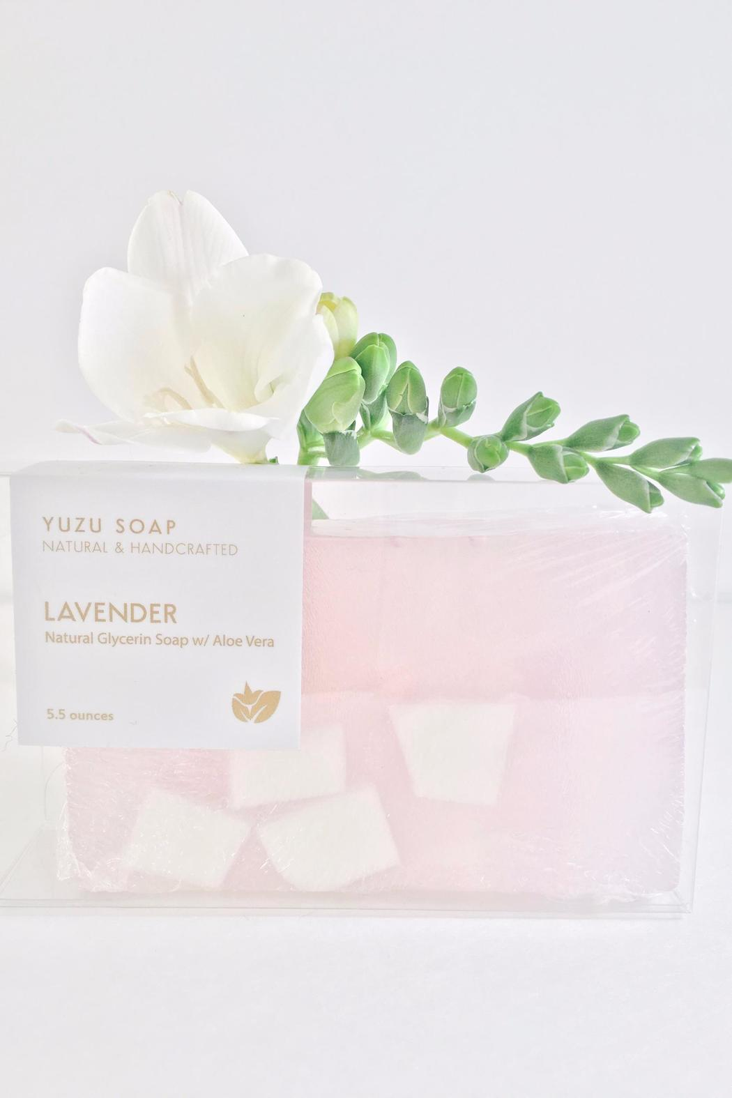 Yuzu Soap Pink Lavender Soap from New York City by Saint Seneca ...