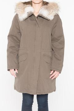 Shoptiques Product: Fur Lined Army Parka