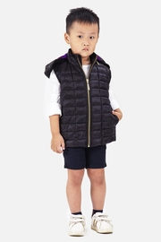 Yvette LIBBY N'guyen Paris Boy/ Unisex_ Gilet_ Quotidien Gilet 002 - Product Mini Image