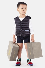 Yvette LIBBY N'guyen Paris Boy/ Unisex_ Gilet_ Quotidien Gilet 006 - Product Mini Image