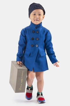 Yvette LIBBY N'guyen Paris Boy/ Unisex_ Trenchcoat/ Manteau_ Catch - Product List Image