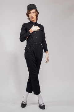 Yvette LIBBY N'guyen Paris Jumpsuit Spirit St. Louis Black_yvette Libby N'guyen Paris - Product List Image