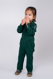 Yvette LIBBY N'guyen Paris Jumpsuit Spirit St. Louis Green_yvette Libby N'guyen Paris - Product Mini Image