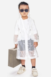 Yvette LIBBY N'guyen Paris Kid/ Unisex_ Raincoat_ Para Umbrella Boy - Product Mini Image