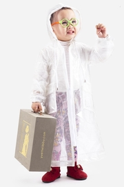 Yvette LIBBY N'guyen Paris Kid/ Unisex_ Raincoat_ Para Umbrella Girl - Product Mini Image