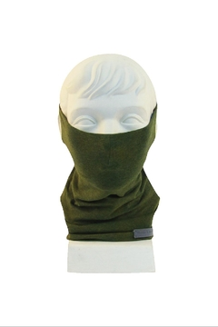 Shoptiques Product: Scarft Mask_ Multi-Function_ Women_ Greenery