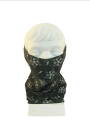 Yvette LIBBY N'guyen Paris Scarf Mask_ Multi-Function_ Women_ Iron Gate - Product Mini Image