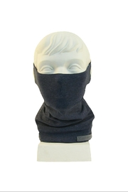 Yvette LIBBY N'guyen Paris Scarf Mask_ Multi-Function_ Women_ Navy - Product Mini Image