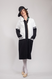 Yvette LIBBY N'guyen Paris Trench Jacket Chado_yvette Libby N'guyen Paris - Side cropped
