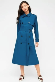 Yvette LIBBY N'guyen Paris Women_  Functional Trenchcoat_ Arsène Lupin - Product Mini Image