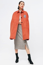 Yvette LIBBY N'guyen Paris Women_ Overcoat_ Frites - Product Mini Image