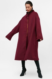 Yvette LIBBY N'guyen Paris Women_ Trenchcoat/ Manteau_ Coq Auvin - Product Mini Image