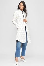 Yvette LIBBY N'guyen Paris Women_ Trenchcoat_ Sweet Corn - Product Mini Image