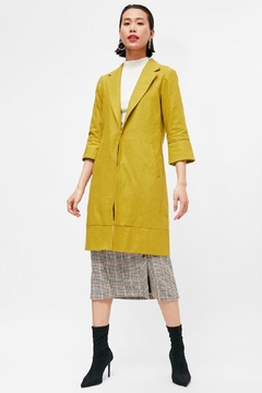 Shoptiques Product: Women/ Unisex_ Overcoat_ Pina Coco