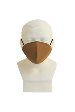 Shoptiques Product: Yvette Guard_ Face Mask_ Kids_ Beige