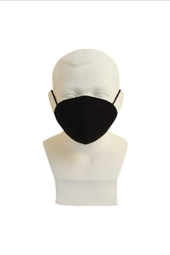 Shoptiques Product: Yvette Guard_ Face Mask_ Kids_ Black