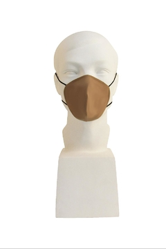 Shoptiques Product: Yvette Guard_ Face Mask_ Men_ Beige
