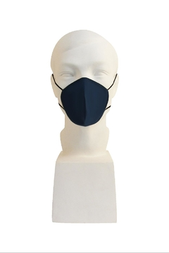 Shoptiques Product: Yvette Guard_ Face Mask_ Men_ Indigo