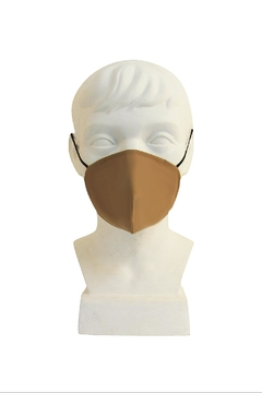 Shoptiques Product: Yvette Guard_ Face Mask_ Women_ Beige