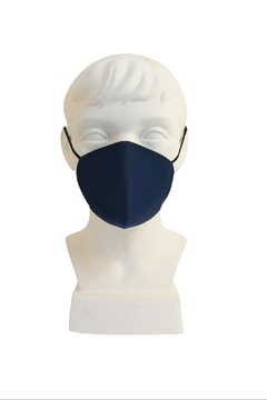 Shoptiques Product: Yvette Guard_ Face Mask_ Women_ Indigo