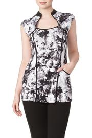 Yvonne Marie Andrea Tunic Top - Front cropped