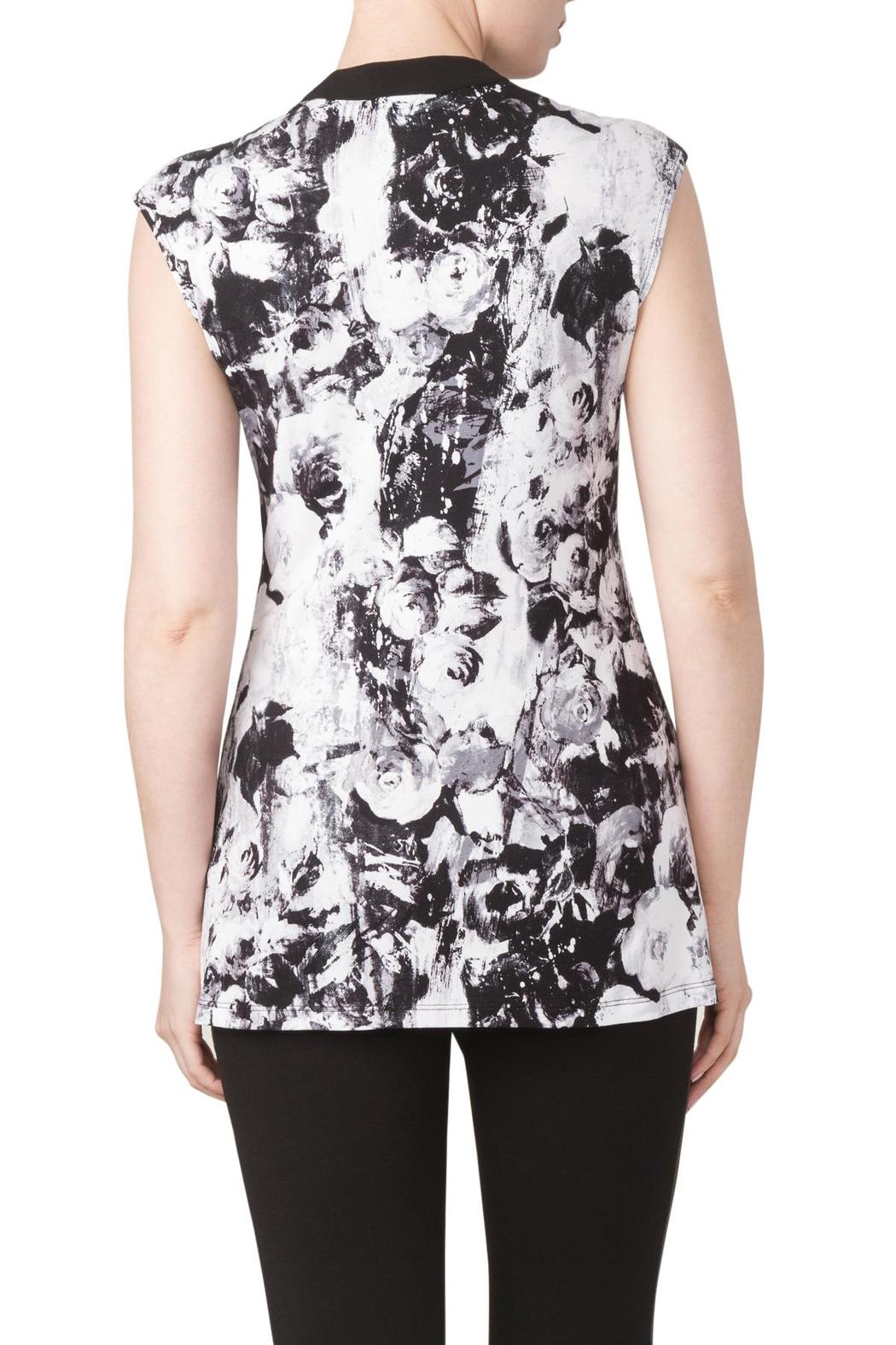 Yvonne Marie Andrea Tunic Top - Front Full Image
